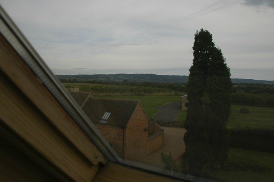 Bowers Hill Farm B&B: View from the top