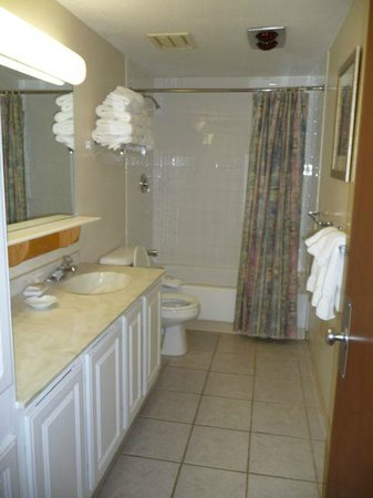 Smugglers' Notch Resort : Liftside 48+A Bathroom