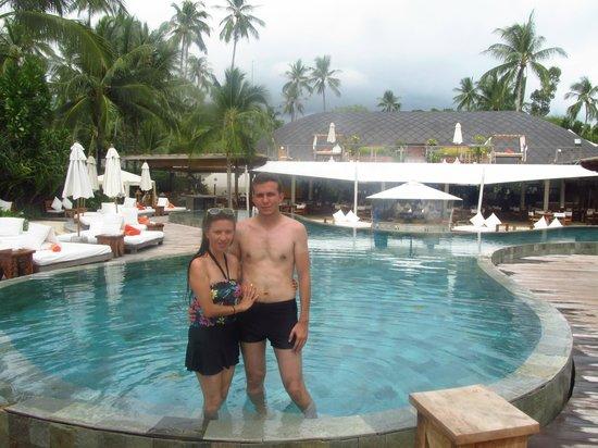Nikki Beach Resort Koh Samui : Бассейн