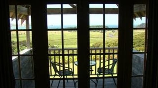 Mount St. Paul Estate: View from Ocean View Room