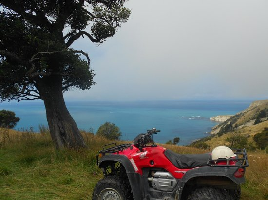 Glenstrae Farm 4 Wheel Adventures: beautiful view