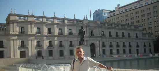 La Moneda     Alameda, Santiago, Chile