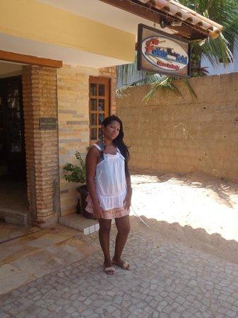 Falesia Praia Hotel: Entrada