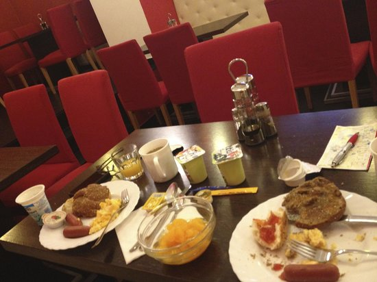 La Boutique Hotel Prague: Nice breakfast