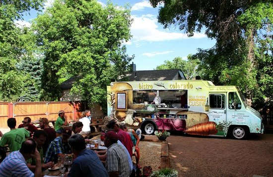 Bistro Colorado : Food Trucks for Catering