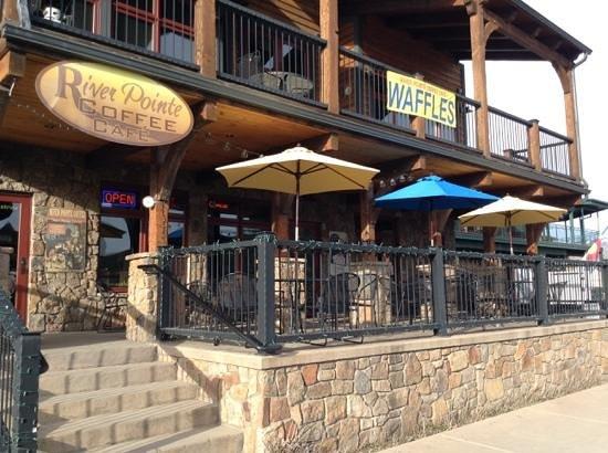 River Pointe Coffee House : River Pointe Coffee Cafe', Pagosa Springs, CO