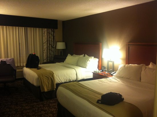 Holiday Inn Express Casper I-25: Room 319