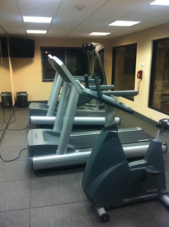 Holiday Inn Express Casper I-25: Fitness Center