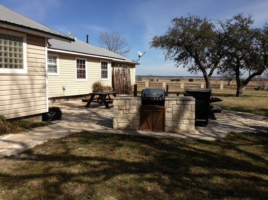 Rough Creek Lodge: Back of Deer House