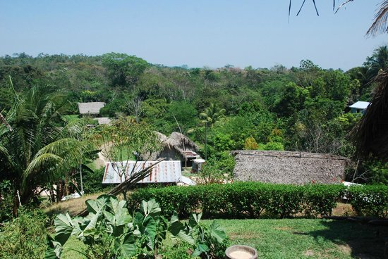 Cotton Tree Lodge: Eladio's village ...