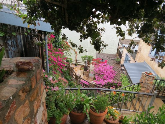 TwoAngels Guest House: Stunning views