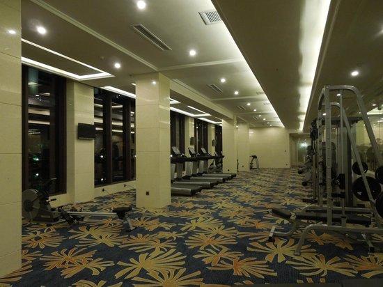 Grand Bravo Guilin: Gym