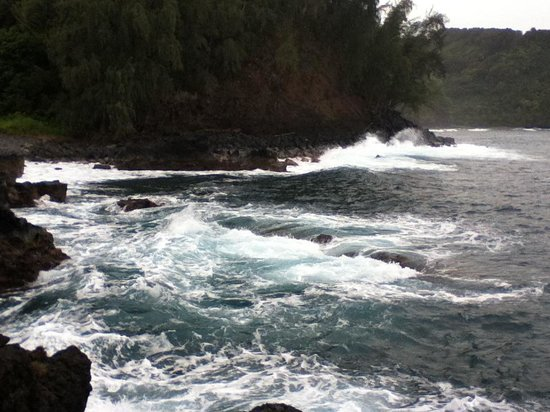 Valley Isle Excursions: Crystal blue Pacific waters
