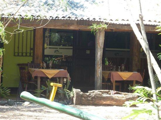 Hotel La Pacifica: Dining al Fresco