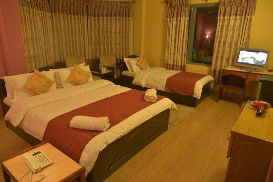 The Silver Oaks Inn: Tripple Room