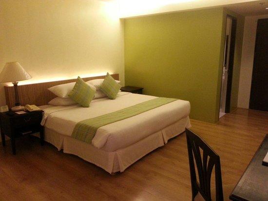Hotel Fleuris: Room 303