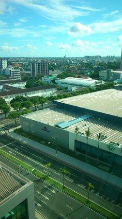 Ibis Budget Vitória : Vista da Janela do Apartamento