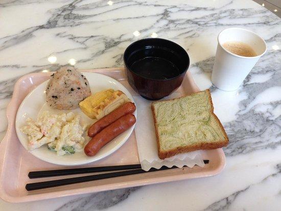 Toyoko Inn Yokohama Line Fuchinobe Station South Entrance: Breakfast