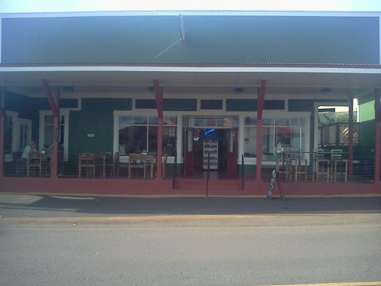 Ma'alaea General Store & Cafe : Maalaea General Store (MGA)