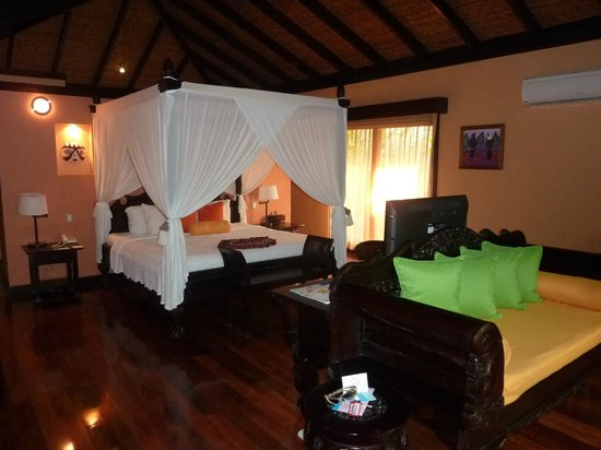 Rio Celeste Hideaway Hotel: Very romantic bedrooms