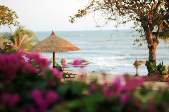 Victoria Phan Thiet Beach Resort & Spa: пляж