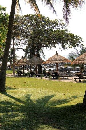 Victoria Phan Thiet Beach Resort & Spa: пляж