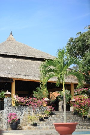 Victoria Phan Thiet Beach Resort & Spa: Ресторан