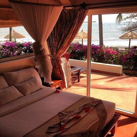 Victoria Phan Thiet Beach Resort & Spa : Семейное бунгало №35
