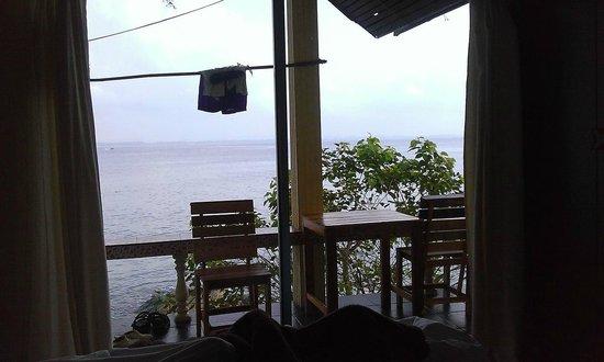 Sunrise Villas Resort : Вид из номера