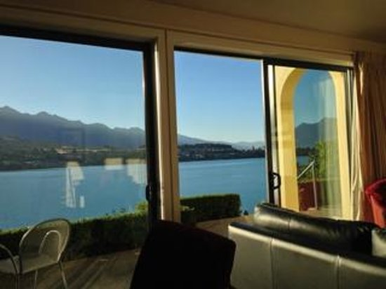 Villa Del Lago: The view from the Villa
