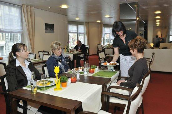 Restaurant in Hotel am Spisertor