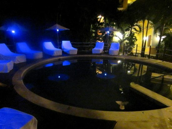 Occidental Cozumel: Private pool area