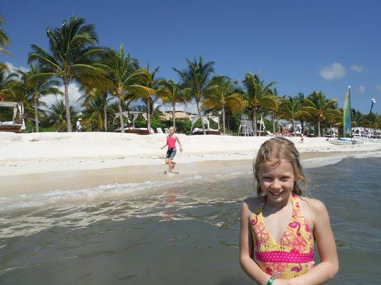 Hacienda Tres Rios: Our beach