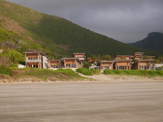 Six Senses Con Dao : One end of the resort