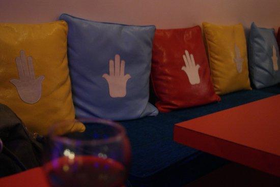 1000 & 1 Signes : Assise confortable et joli !