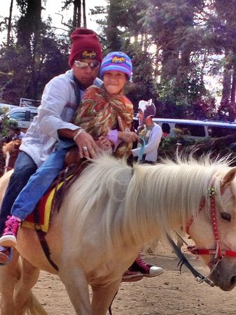 Riding Stable at Wright Park: Ride with my horse