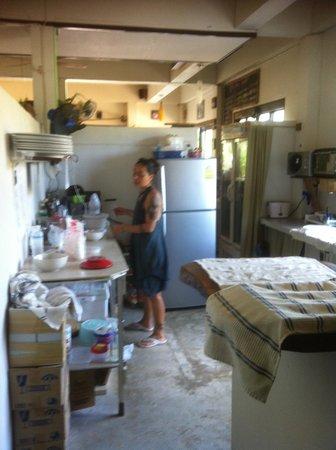 The Living Room Italian Restaurant - Thong Nai Pan Yai : LA LELLINA