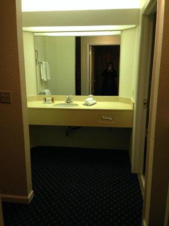 Varsity Clubs of America: vanity area
