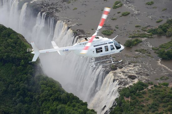 ‪The Zambezi Helicopter Company - Private Flights‬