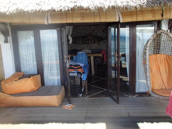 Le Sabot Bali / Beach Front Bungalows Padang Padang : The Studio