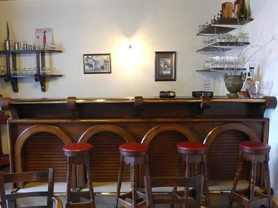 Hotel de la Cote d'Or: Le bar
