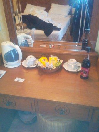 Ferman Sultan Hotel : chambre