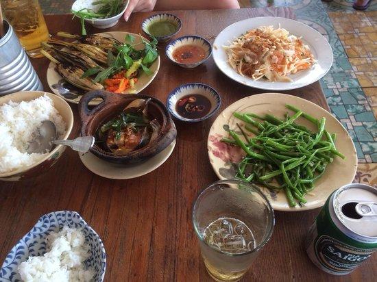 Secret Garden Home-cooked Vietnamese Restaurant: Lunch.