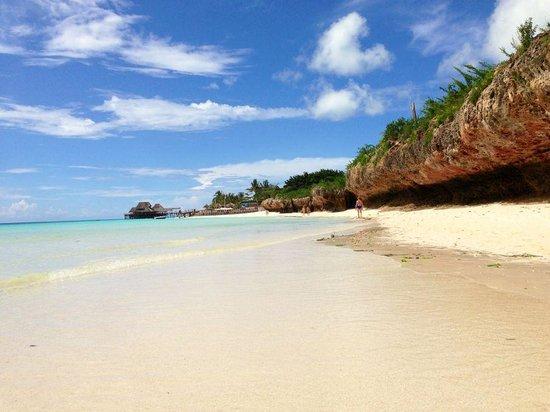 Hideaway of Nungwi Resort & Spa: beautiful beach