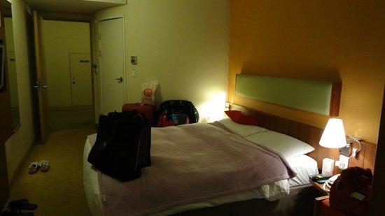 ibis Ambassador Seoul Myeongdong: Double bed room
