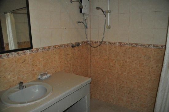 Best Star Resort : ванная комната