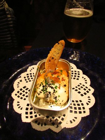 La Cocina De Alex Mugica: anchoas con txngurro