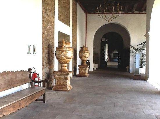 Pestana Convento do Carmo: Corredor