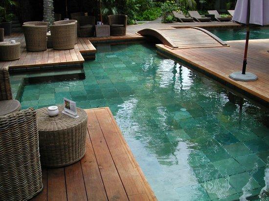 20 Degres Sud Hotel : piscine