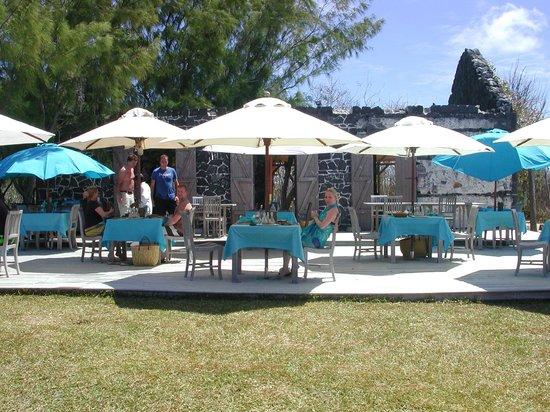 20 Degres Sud Hotel: restaurant du Governor